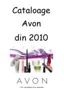 Cataloage Avon 2010