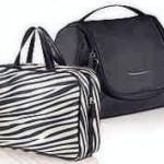 geanta cosmetice Zebra
