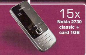 premiu telefon mobil Nokia 2730