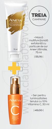 masca-cu-aur-anew-ser-vitamina-c