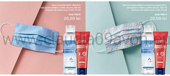 masca-bumbac-gel-dezinfectant