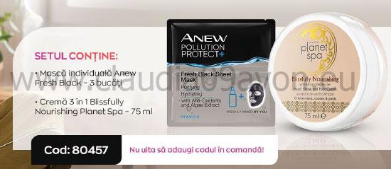 masca-anew-fresh-black-crema-planet-spa